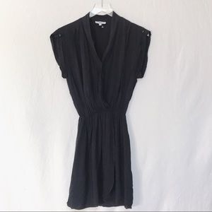 {PAIGE} Black Casual Dress